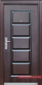 Метална входна врата093 G