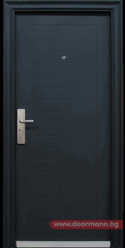 Блиндирана входна врата 701 B
