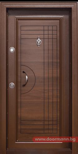 Блиндирана входна врата T 305 C