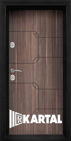 blindirana vrata kartal t 910